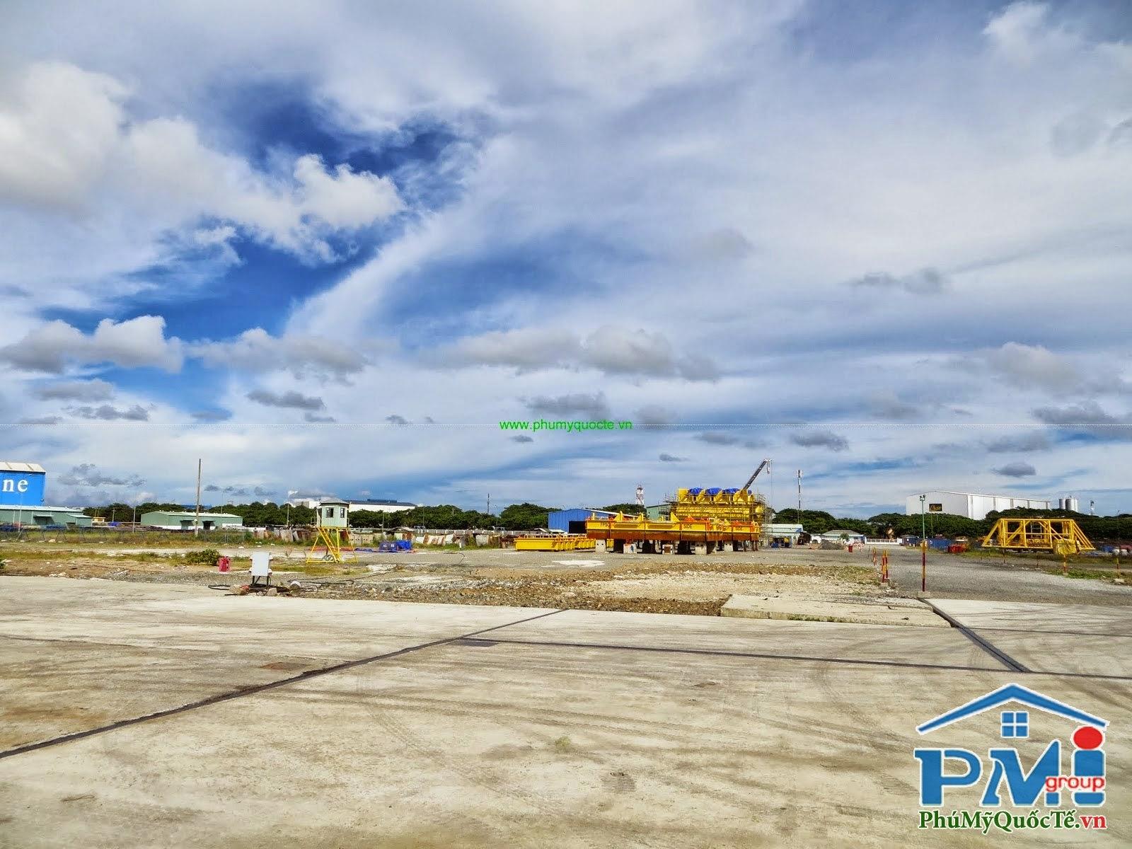 Mặt Bằng Cảng Cho Thuê Từ 1000 - 5000 m2