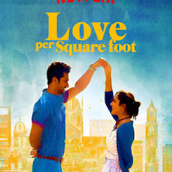 Poster Love Per Square Foot 2018