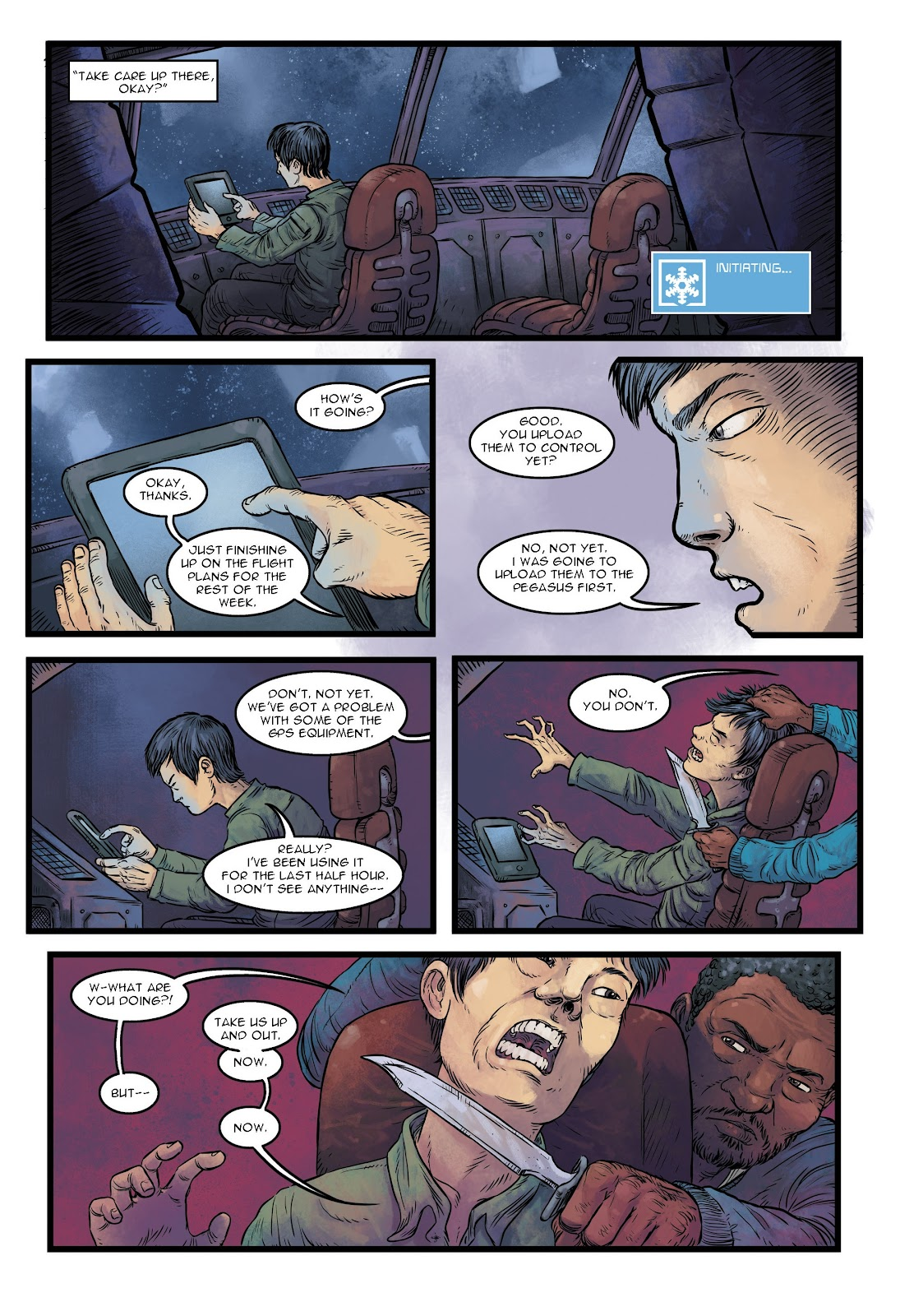 Read online Impossible comic -  Issue # TPB - 26