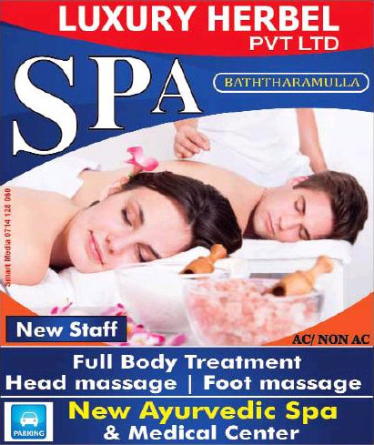 Luxury Herbal Spa | massage center in Battaramulla