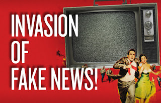 Invasion of Fake News via Flickr