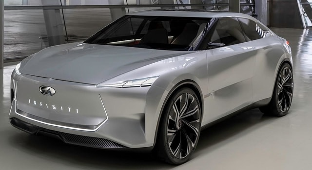 Infiniti QS Inspiration - The future high-end sedans