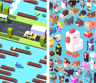 Crossy Road Apk Mod v3.2.5 Unlimited Coins Free for android