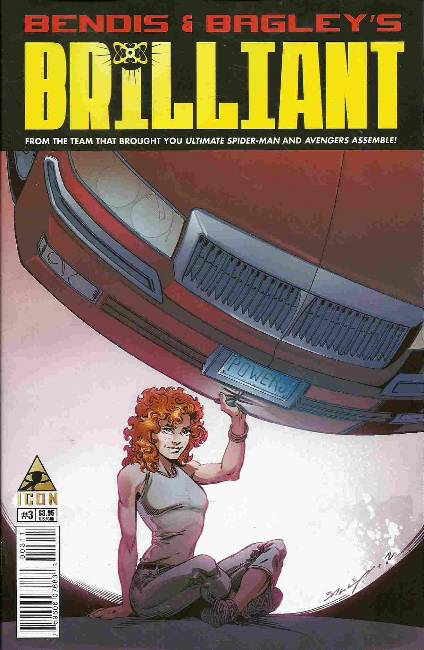 Brilliant #3 By Brian Michael Bendis, Mark Bagley, Nick Filardi, David Mack, Michael Aoan Oeming