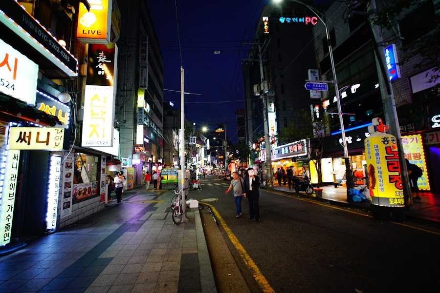 ikseon-dong hipster alleyways