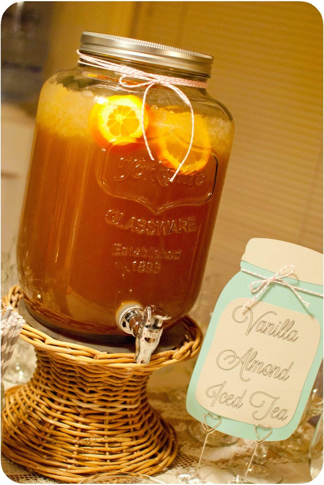 Sweetpea Lifestyle Thanksgiving Beverage Vanilla Almond