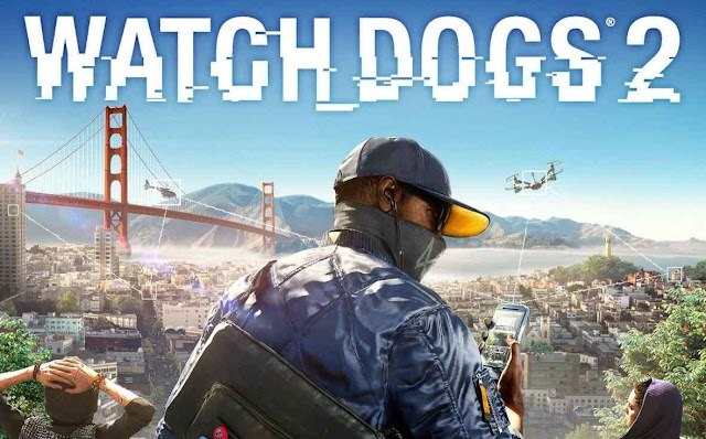 Watch Dogs 2 Highly Compressed PC Game Free Download