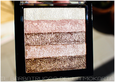 SHIMMER BRICK HIGHLIGHTER - RADIANT, Contouring & Highlighting - Makeup Revolution