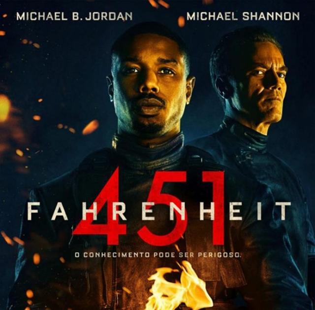 Filme Fahrenheit 451