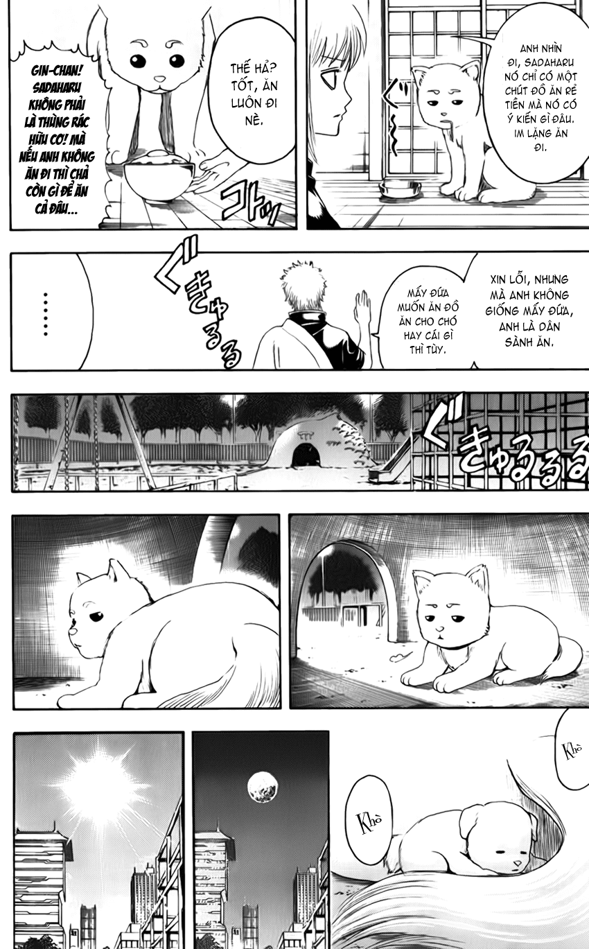 Gintama Chap 401 page 11 - Truyentranhaz.net