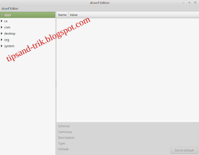 CARA TAMBAH MENU SHUTDOWN DI WHEN THE LID IS CLOSE LINUX MINT VERSI 17 / 18 CINNAMON