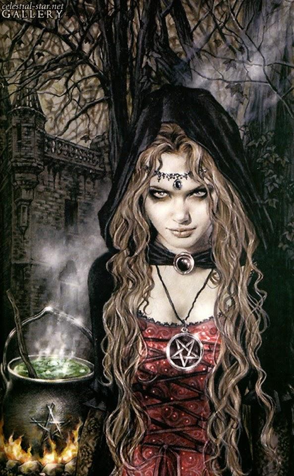 bruxa caldeirão magia macubeira pentagrama wincca
