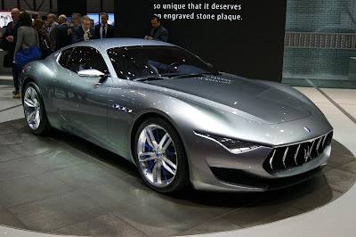 Maserati Alfieri 2018 Review, Specs, Price