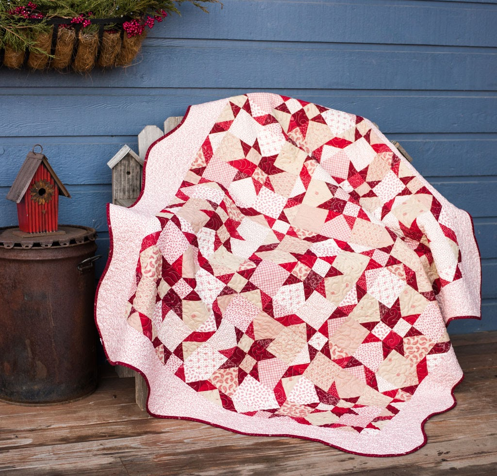 Quilt Kits Are On Craftsy