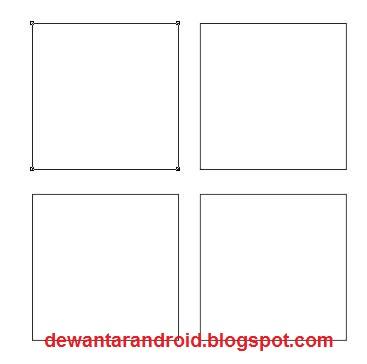 cara membuat logo windows dengan corel draw 12