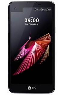 harga HP LG X Screen terbaru