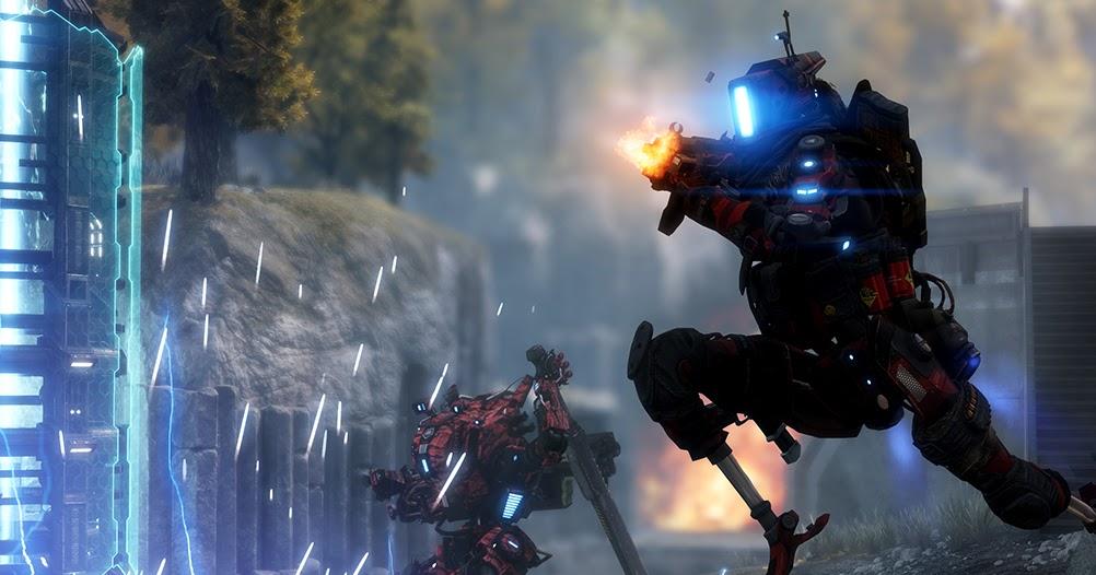 Titanfall™ 2: Badlands Flatline on PS4 | Official ...