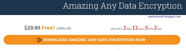 Amazing Any Data Encryption Giveaway Image
