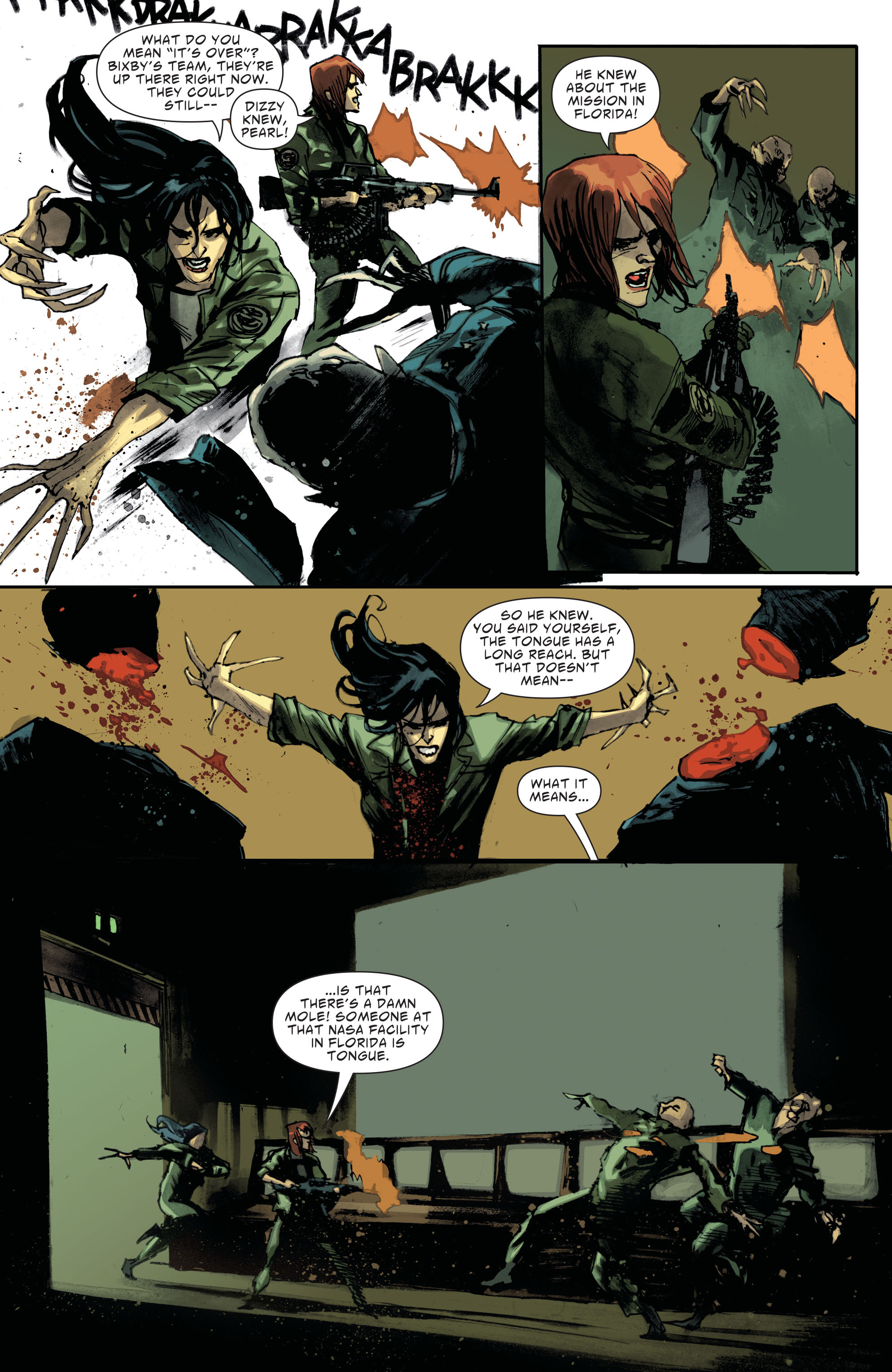 Read online American Vampire: Second Cycle comic -  Issue #10 - 7