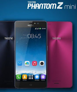 Tecno Phantom Z mini hard reset. Pattern removal and frp bypass