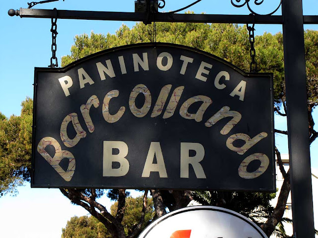 Barcollando, Staggering, bar, Livorno