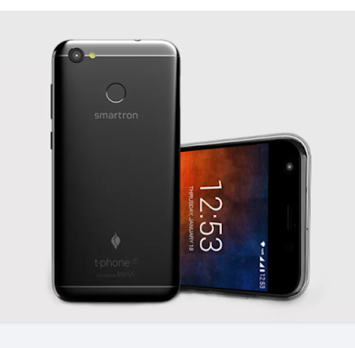 Smartron t.phone P with Big 5,000mAh battery Budget Smartphone Launched in India 1
