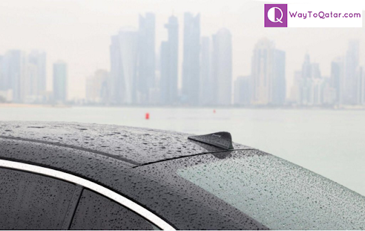 Qatar experiences second major rain of the year