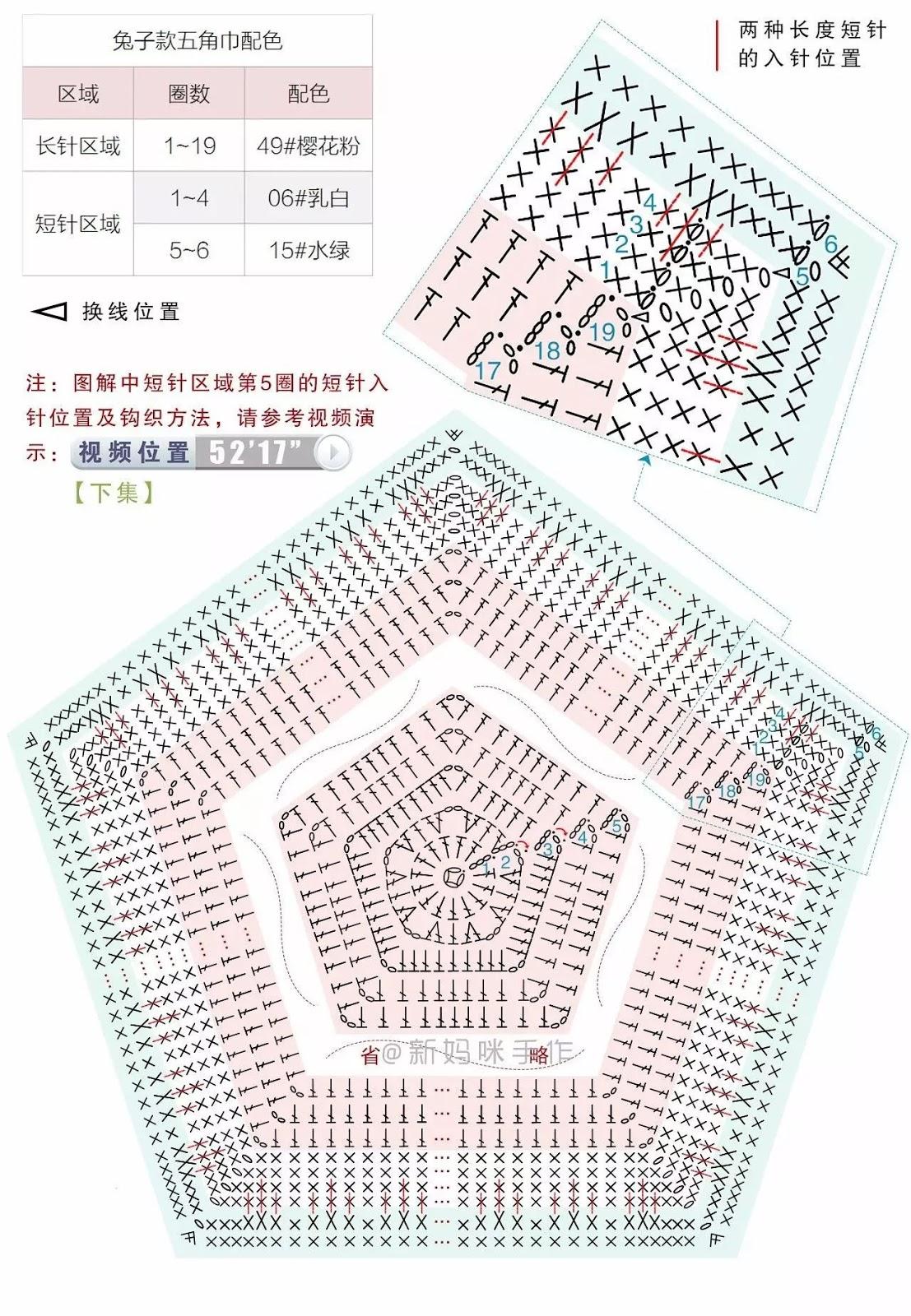 Схема вязания комфортера - основы игрушки-обнимашки