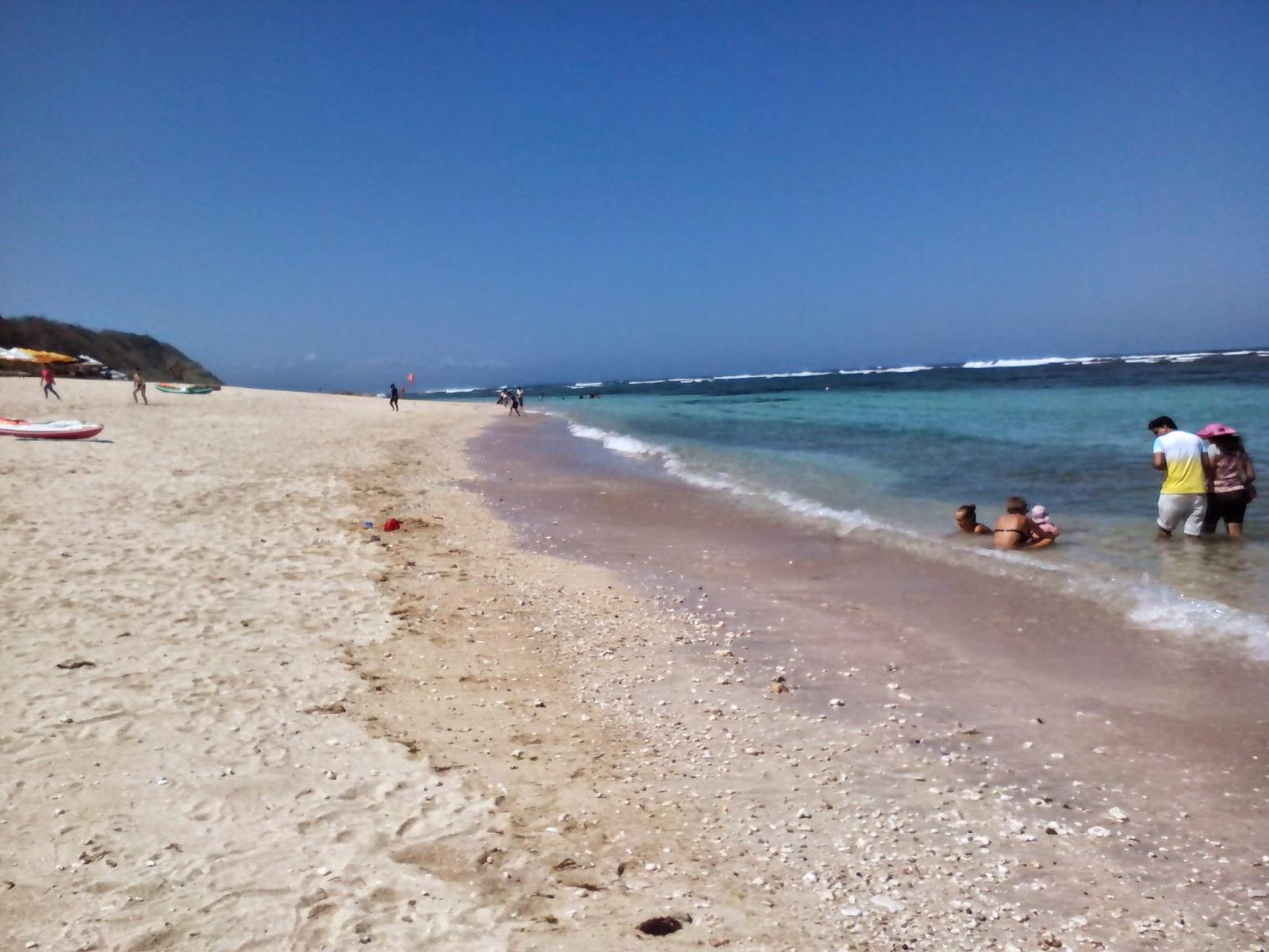 Menikmati Indahnya Pantai Pandawa, Bali (3)