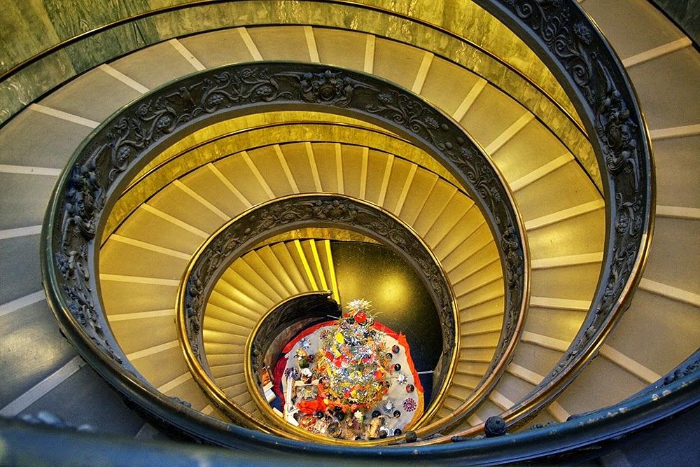 Scala musei vaticani