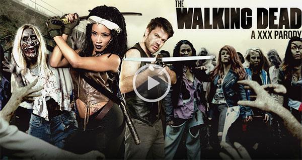 The Walking Dead A XXX Parody 2017 [HD]