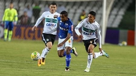 Assistir Cruzeiro x Coritiba ao vivo grátis em HD 12/10/2017