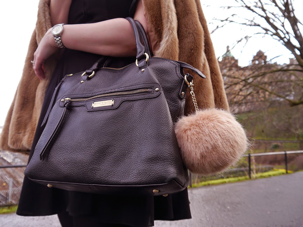 day one, Edinburgh Fashion Week, 2015, pompom, model, catwalk, faux fur, the mound, This Is Edinburgh, style tutorials, accessories