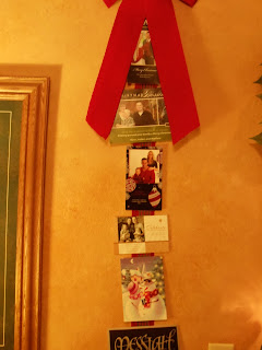 DIY Solution for Christmas Cards 6