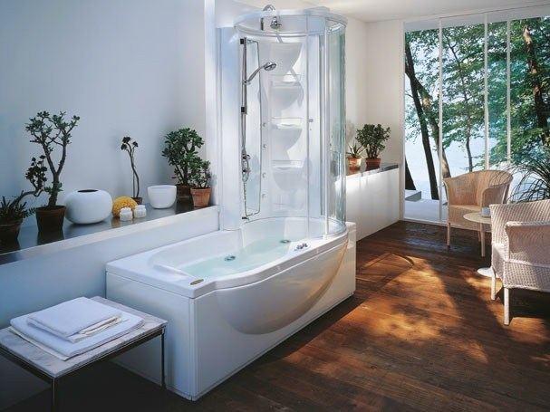 Muitas vezes Construindo Minha Casa Clean: 20 Ideias de Ofurô e Spa em Casa  PZ56