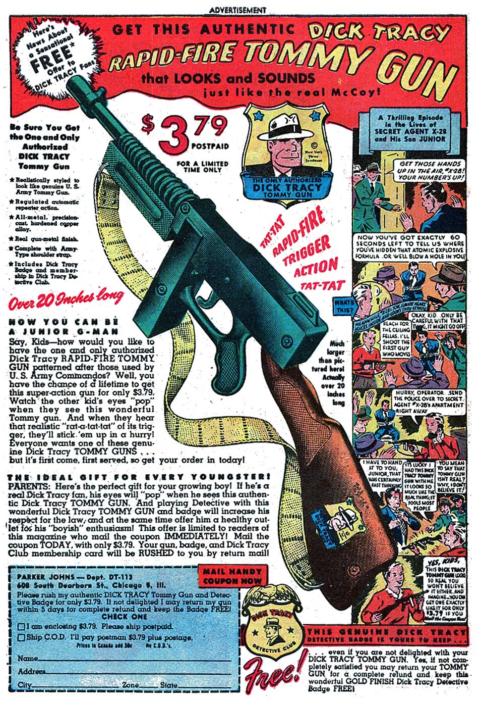 Read online All-American Comics (1939) comic -  Issue #87 - 50