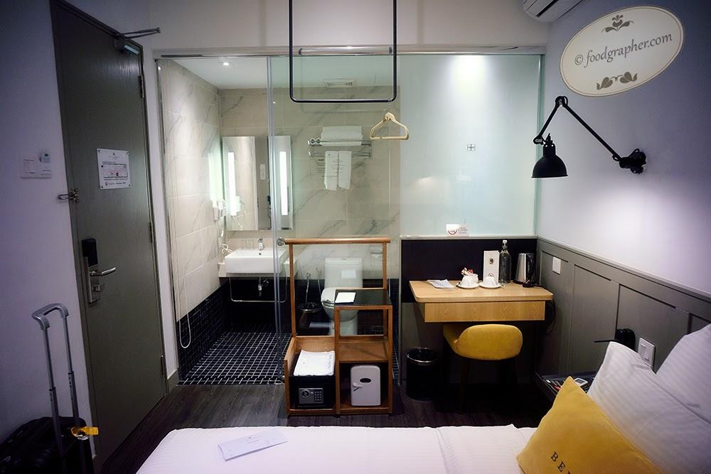 Ada Deluxe Room Omni Hotel