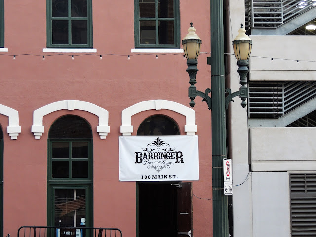 BARRINGER BAR AND LOUNGE ON MAIN STREET