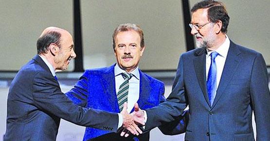 Mundodrosacom Las Frases Del Debate Rubalcaba Rajoy
