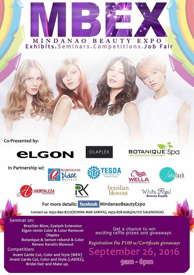 Mindanao Beauty Expo coming to Gensan