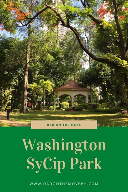 Things to do in Washington SyCip Park in Makati City