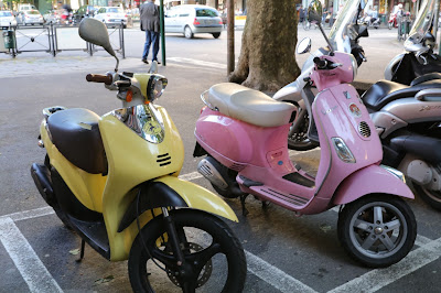 Oldmotodude Yamaha Scooter Spotted In La Spezia Italy
