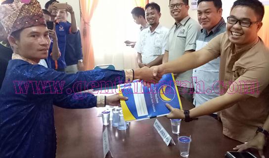 Ketua NasDem Waykanan Yakin 2019 Mampu Rebut Hati Masyarakat