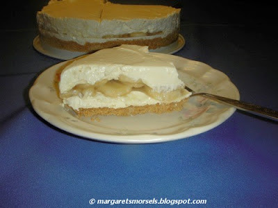 Margaret's Morsels | Banana Cream Supreme