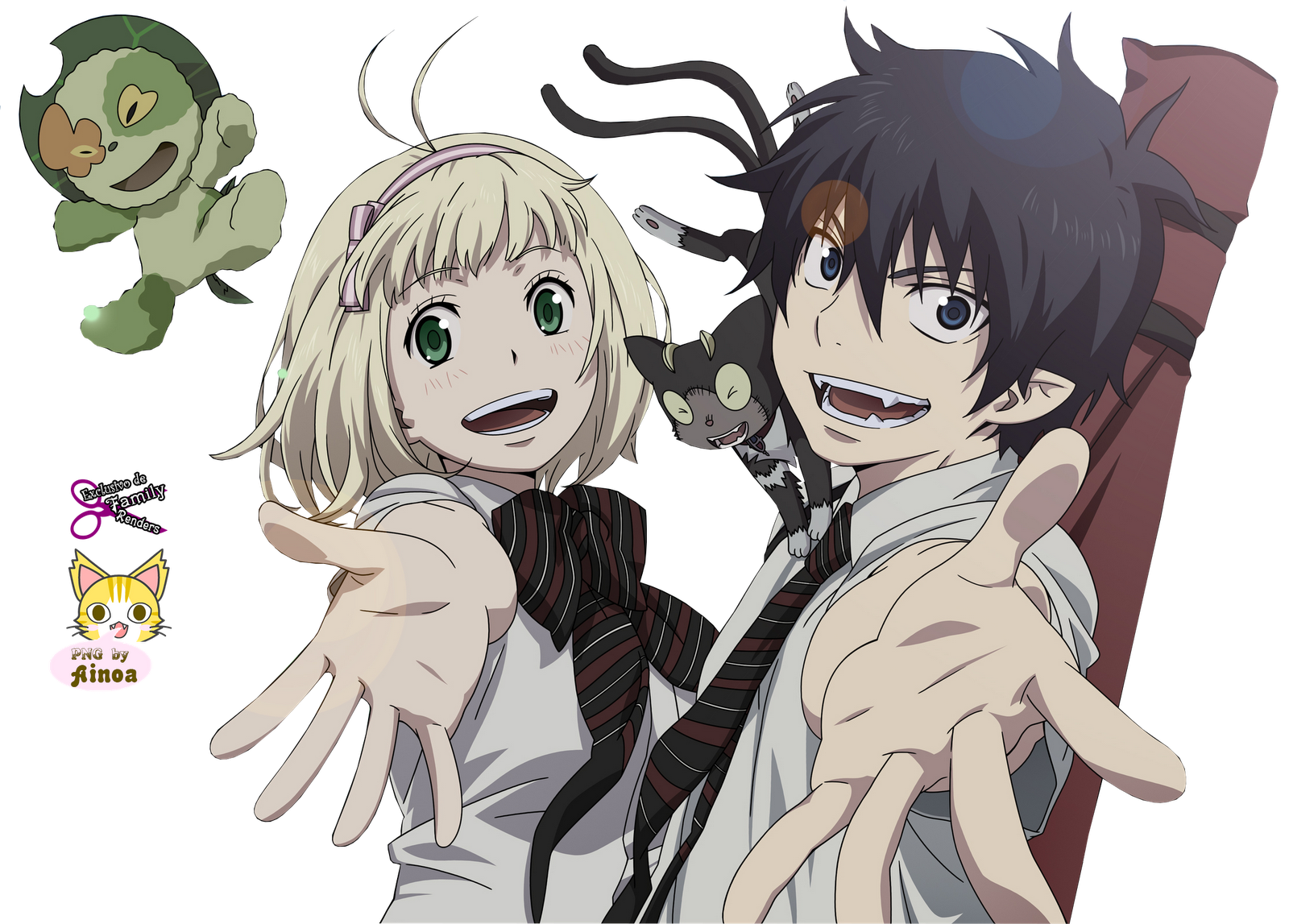 PNG-Ao no Exorcist