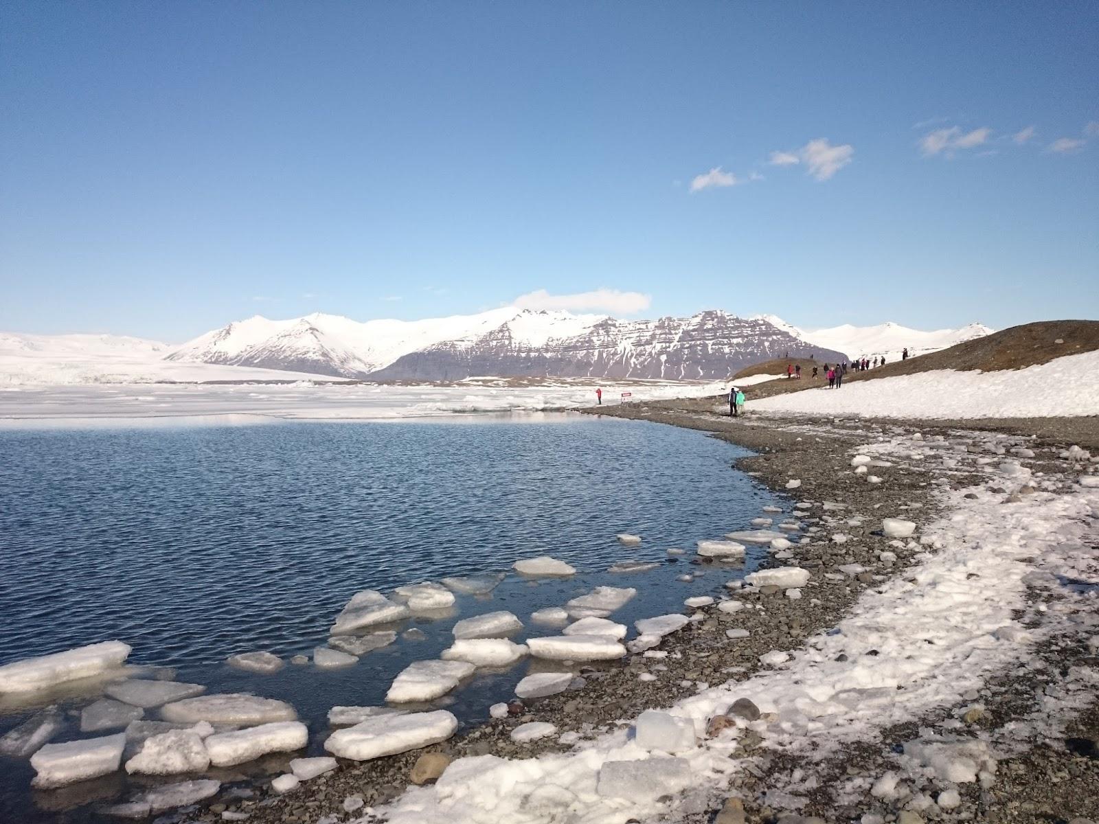 Laguna Lodowcowa Jokulsarlon, islandzkie atrakcje, Islandia, zwiedzanie Islandii, co zwiedzić w Islandii, atrakcje Islandii