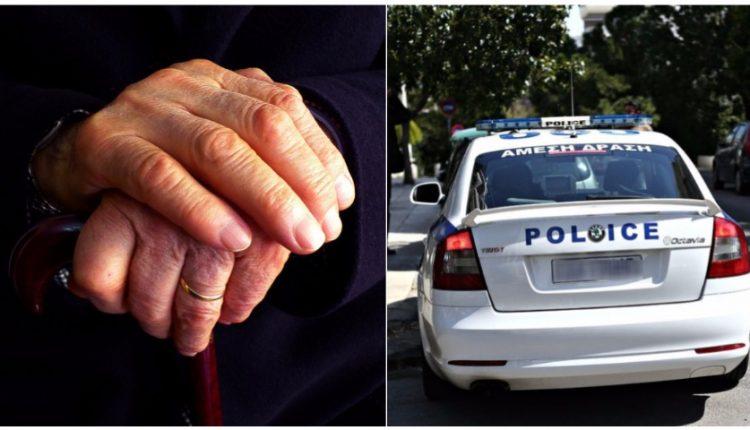 Καλλιθέα: Κόρη σάπισε στο ξύλο μέχρι θανάτου τον 90χρονο πατέρα της με το μπαστούνι του και είπε στην αστυνομία ότι έπεσε και χτύπησε