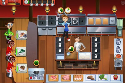 Cooking Dash 2016 Mod Apk v1.2.3 Unlimited All