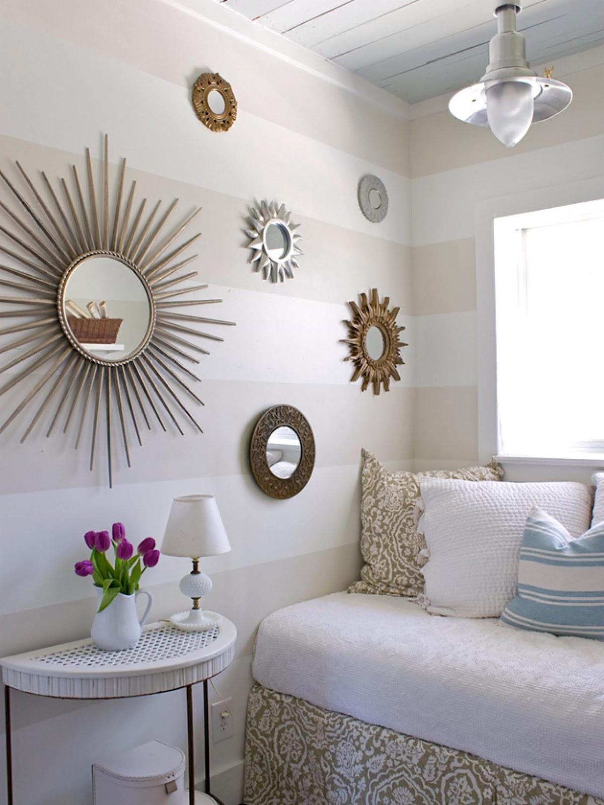 Architecture Decoration Trick Narrow Bedroom Design