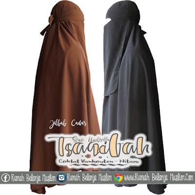 Jilbab Cadar Jubah Akhwat Tsaqifah